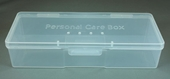 Large Clear Personal Box