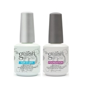 Gelish Base & Top - 0.5 Oz