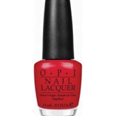 OPI Nail Polish Color So Hot It Berns - 0.5 Oz